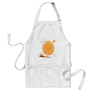 2nd Crepe Day - Appreciation Day Standard Apron