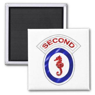 2nd Engineer Brigade Magnet