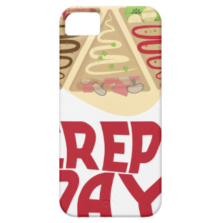 2nd February - Crepe Day - Appreciation Day Case For The iPhone 5