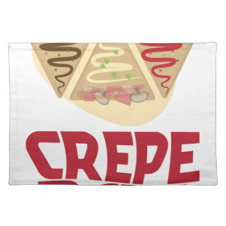 2nd February - Crepe Day - Appreciation Day Placemat
