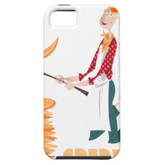 2nd February - Crepe Day iPhone 5 Cover