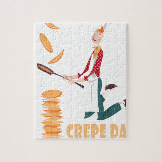 2nd February - Crepe Day Jigsaw Puzzle