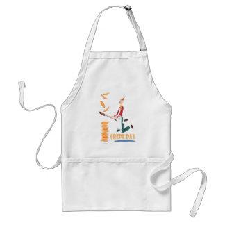 2nd February - Crepe Day Standard Apron