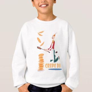 2nd February - Crepe Day Sweatshirt