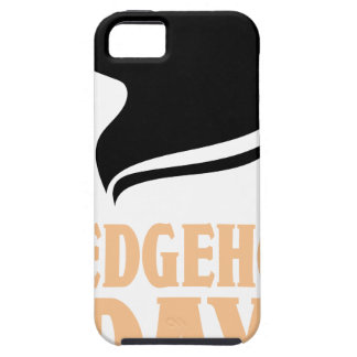 2nd February - Hedgehog Day Case For The iPhone 5