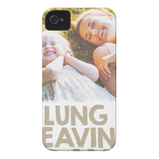 2nd February - Lung Leavin' Day - Appreciation Day iPhone 4 Cover