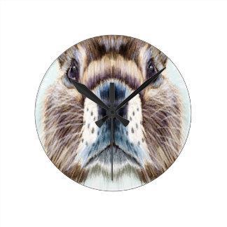 2nd February - Marmot Day - Appreciation Day Round Clock