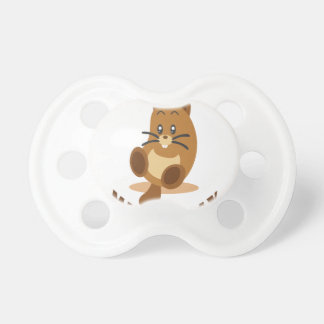 2nd February - Marmot Day Pacifier