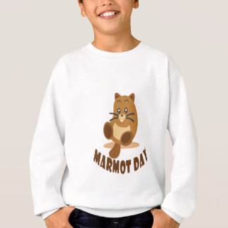 2nd February - Marmot Day Sweatshirt