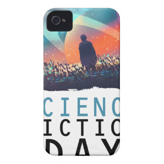 2nd February - Science Fiction Day Case-Mate iPhone 4 Case