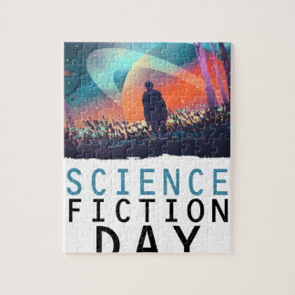 2nd February - Science Fiction Day Puzzle
