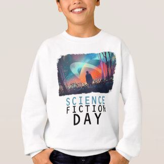 2nd February - Science Fiction Day Sweatshirt