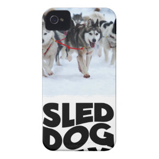 2nd February - Sled Dog Day Case-Mate iPhone 4 Cases