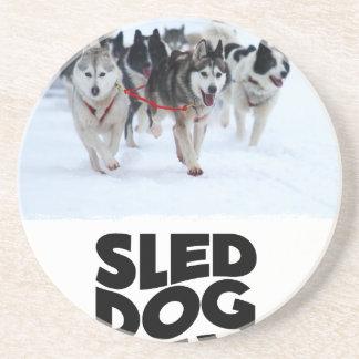 2nd February - Sled Dog Day Coaster