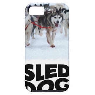 2nd February - Sled Dog Day iPhone 5 Case