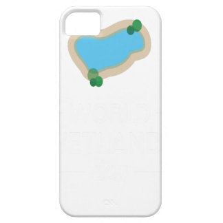 2nd February - World Wetlands Day iPhone 5 Cover