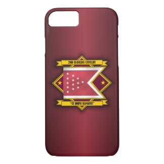 2nd Florida Cavalry (St Johns Rangers) iPhone 7 Case