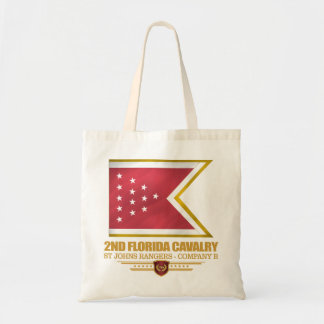 2nd Florida Cavalry Tote Bag