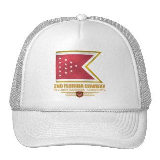 2nd Florida Cavalry Trucker Hat