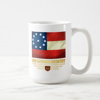 2nd Georgia Infantry Coffee Mug