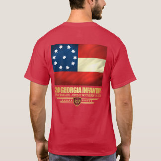2nd Georgia Infantry T-Shirt