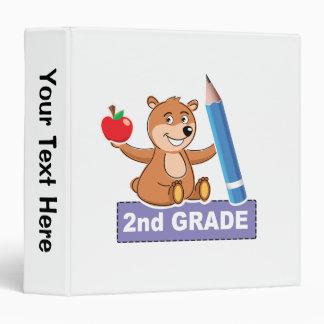 2nd Grade Binders