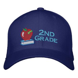 2nd Grade Teacher Hat