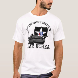 2nd ID DMZ Korea Vet T-Shirt