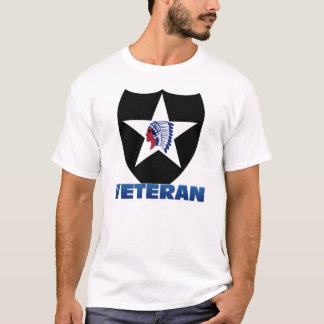 2nd ID Veteran T-Shirt