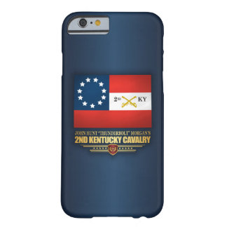 2nd Kentucky Cavalry CSA Barely There iPhone 6 Case