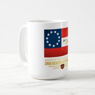 2nd Kentucky Cavalry CSA Coffee Mug