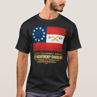 2nd Kentucky Cavalry CSA T-Shirt