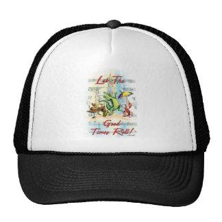 2nd-Line-Dance-4 Trucker Hat