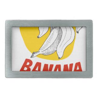 2nd March - Banana Cream Pie Day Belt Buckle