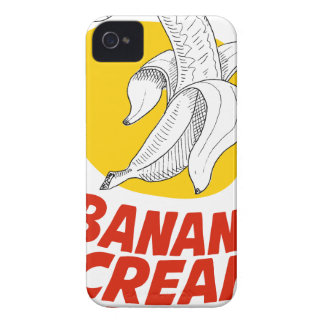 2nd March - Banana Cream Pie Day iPhone 4 Covers