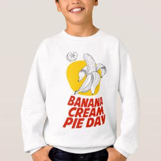 2nd March - Banana Cream Pie Day Sweatshirt