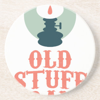 2nd March - Old Stuff Day Coaster