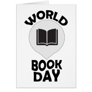 2nd March - World Book Day Card