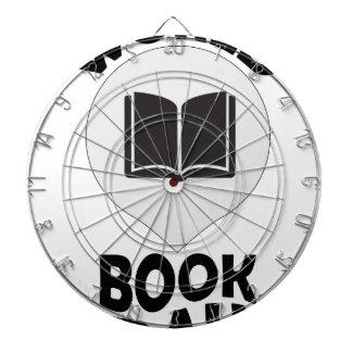 2nd March - World Book Day Dartboard