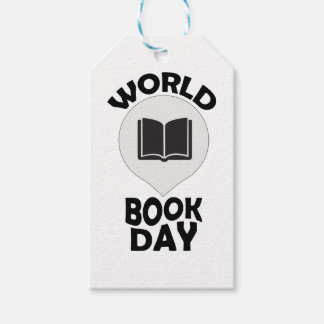 2nd March - World Book Day Pack Of Gift Tags