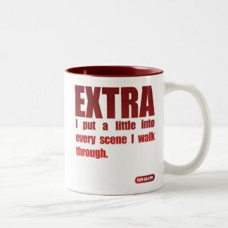 "2nd Meal Mug ""Extra"""