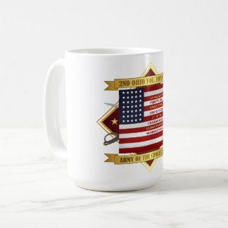 2nd Ohio Volunteer Infantry Coffee Mug