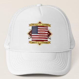 2nd Ohio Volunteer Infantry Trucker Hat