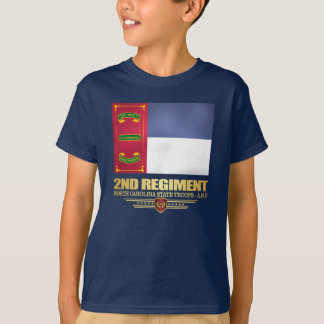 2nd Regiment, North Carolina State Troops T-Shirt
