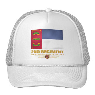 2nd Regiment, North Carolina State Troops Trucker Hat
