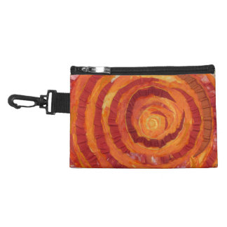 2nd-Sacral Chakra Clearing Artwork #2 Accessory Bag