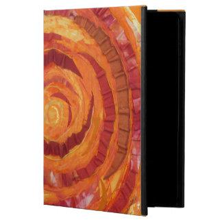 2nd-Sacral Chakra Healing Orange Artwork #2