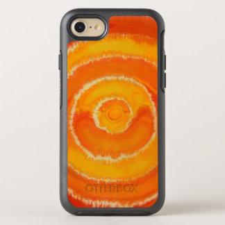 2nd-Sacral Chakra Orange #1 OtterBox Symmetry iPhone 8/7 Case