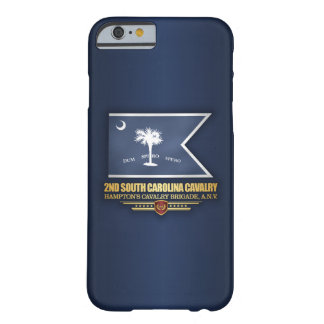 2nd South Carolina Cavalry Barely There iPhone 6 Case