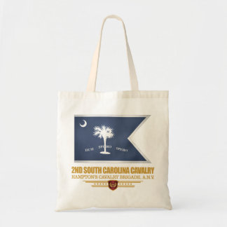 2nd South Carolina Cavalry Tote Bag